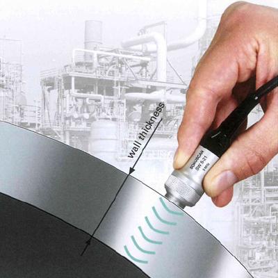 Thiết bị siêu âm đo độ dày vật liệu SONOWALL 50